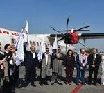 Alliance Air flags off flight its first flight operations under UDAN