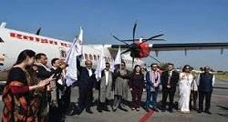 Alliance Air flags off flight its first flight operations under UDAN