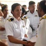 First woman pilot of Indian Navy