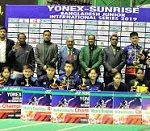Yonex-Sunrise Bangladesh Junior International Series 2019