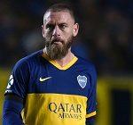 Daniele De Rossi leaves Boca Juniors; he retires from football