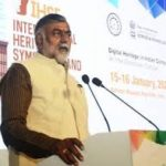 Indian Heritage in Digital Space' today