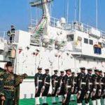 Two Coast Guard ships commissioned at Kolkata