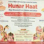 Yogi, Naqvi inaugurate Lucknow 'Hunar Haat'