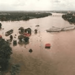 Central assistance to flood affected states