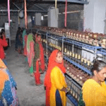 KVIC opened first silk processing plant in Gujarat png
